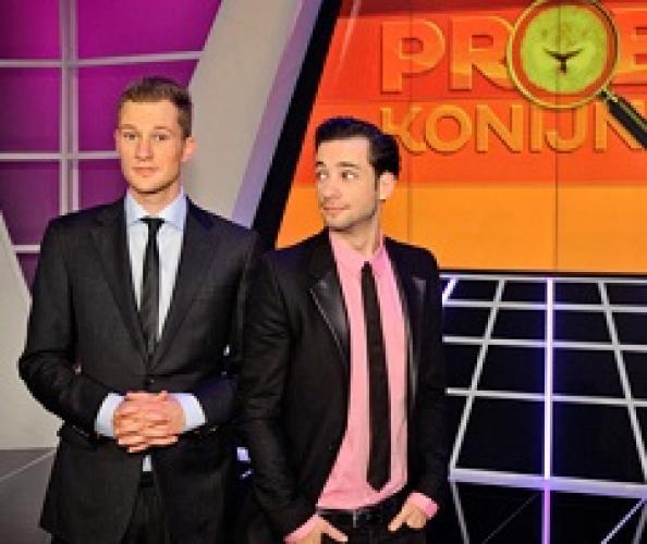 Proefkonijnen next episode air date poster