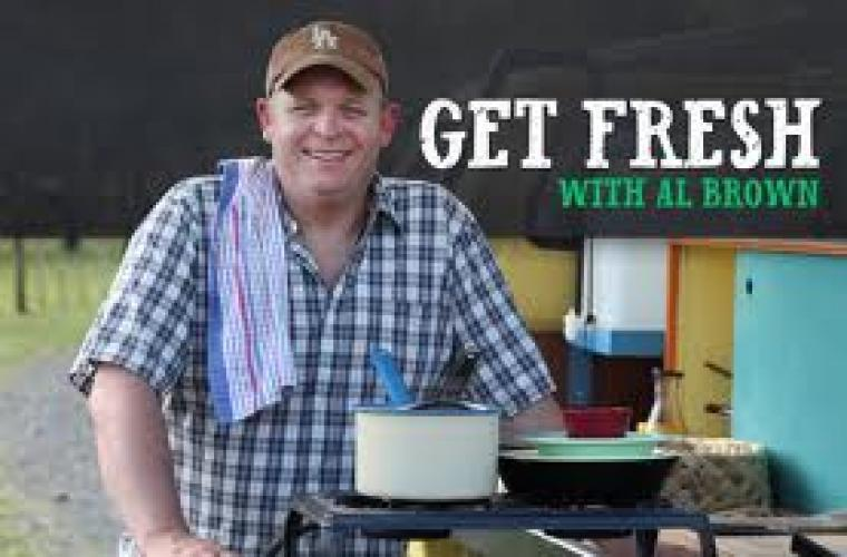 Get Fresh with Al Brown next episode air date poster