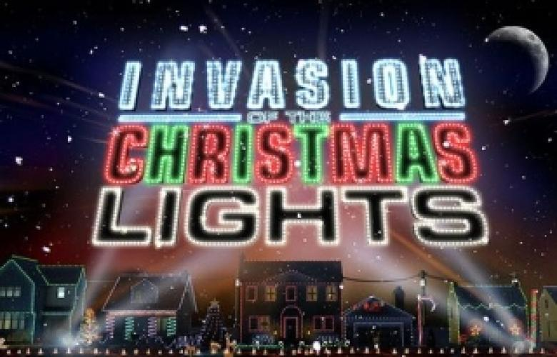 Invasion of the Christmas Lights next episode air date poster