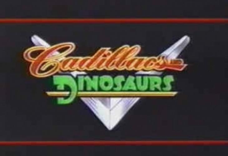 Cadillacs and Dinosaurs next episode air date poster
