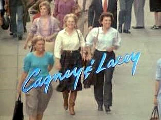 Cagney & Lacey next episode air date poster
