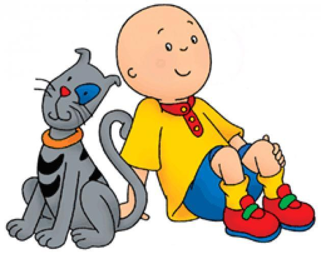 Caillou next episode air date poster