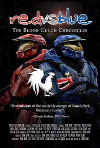 Red vs. Blue next episode air date poster