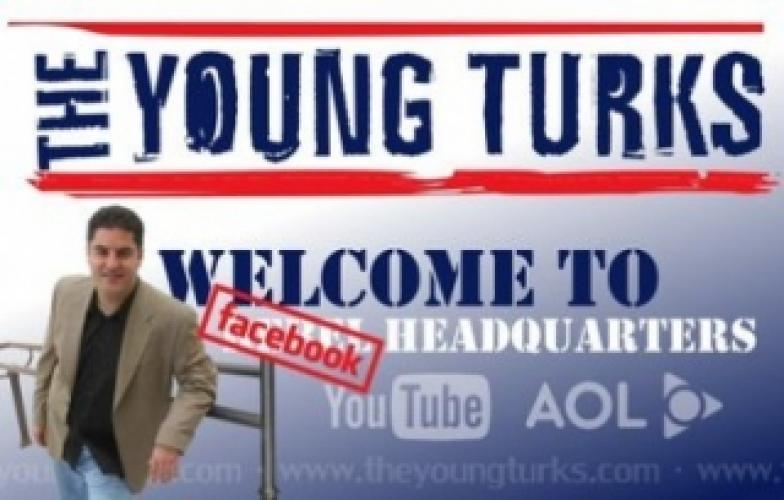 The Young Turks with Cenk Uygur next episode air date poster