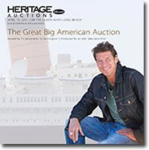 The Great Big American Auction next episode air date poster