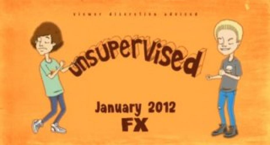 Unsupervised next episode air date poster