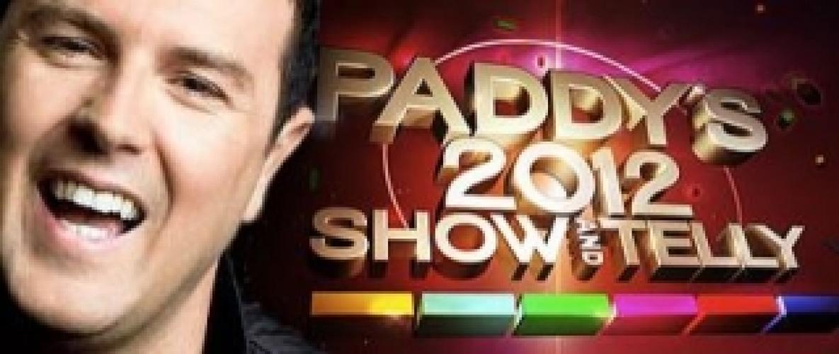 Paddy's Show and Telly next episode air date poster