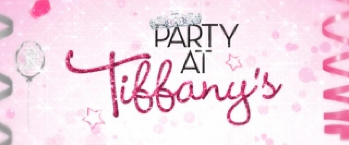 Party at Tiffany's next episode air date poster