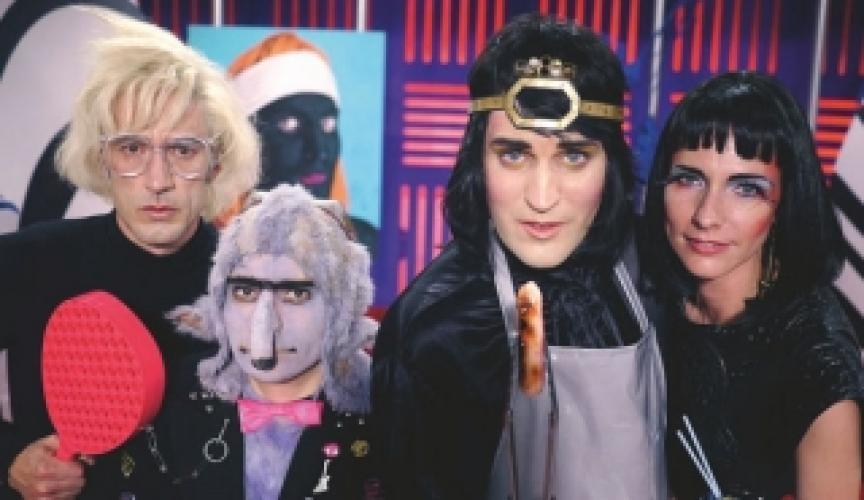 Noel Fielding's Luxury Comedy next episode air date poster
