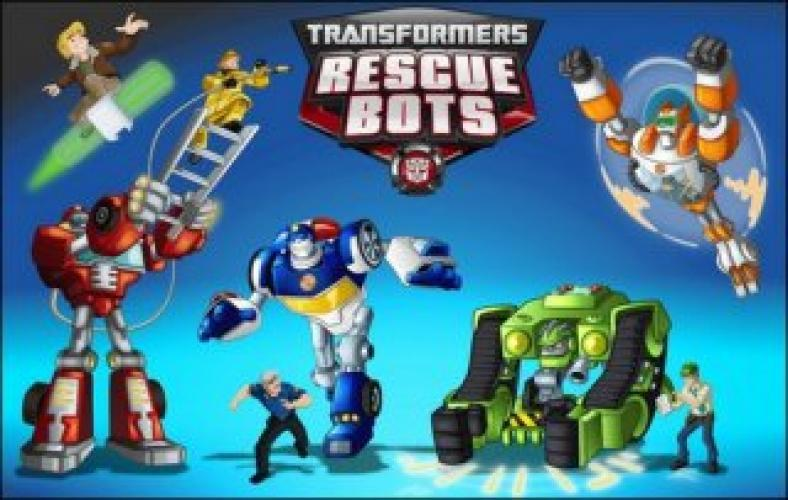 Transformers: Rescue Bots next episode air date poster