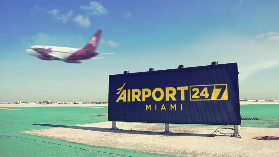 Airport 24/7: Miami next episode air date poster
