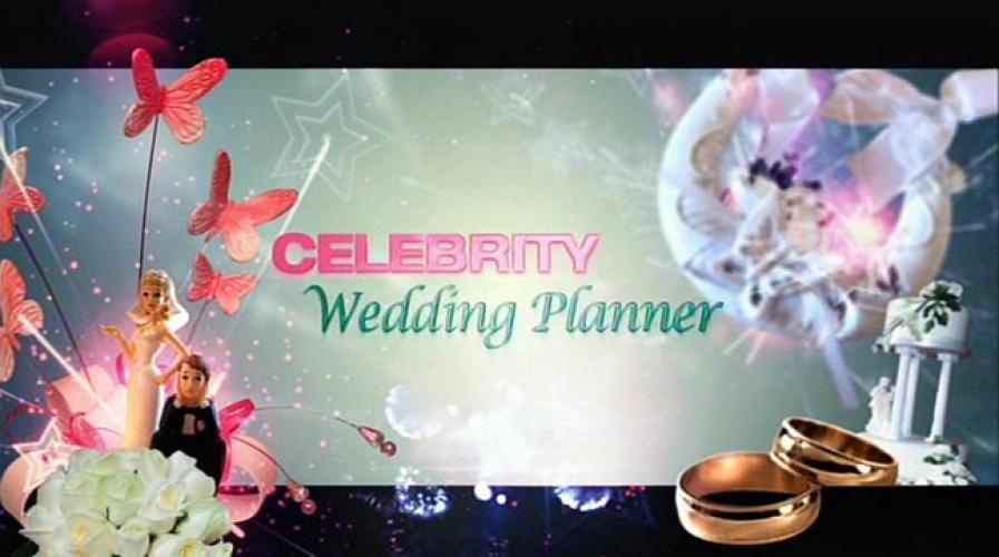Celebrity Wedding Planner next episode air date poster