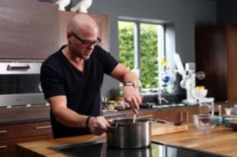 How to Cook Like Heston next episode air date poster
