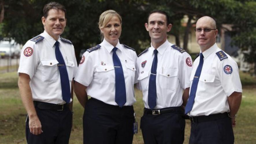 Recruits: Paramedics next episode air date poster