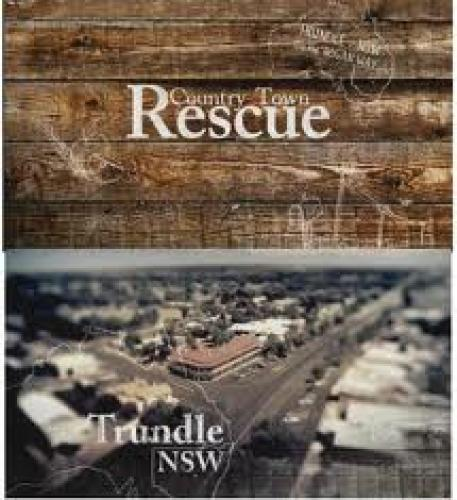 Country Town Rescue next episode air date poster
