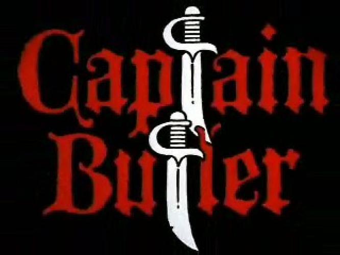 Captain Butler next episode air date poster