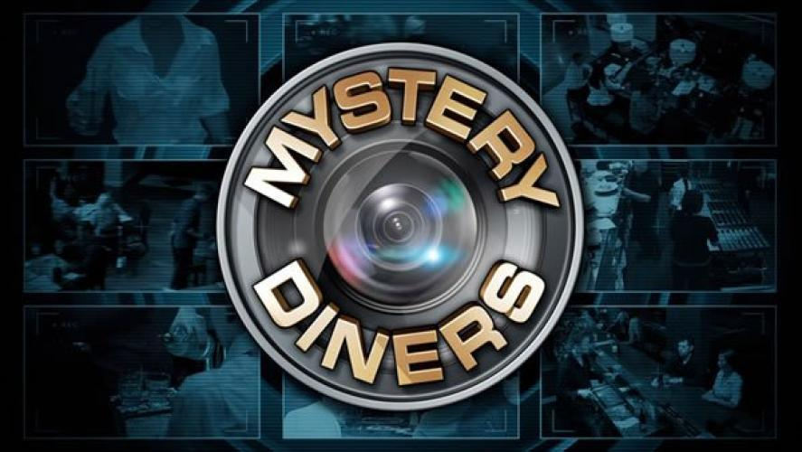 Mystery Diners next episode air date poster