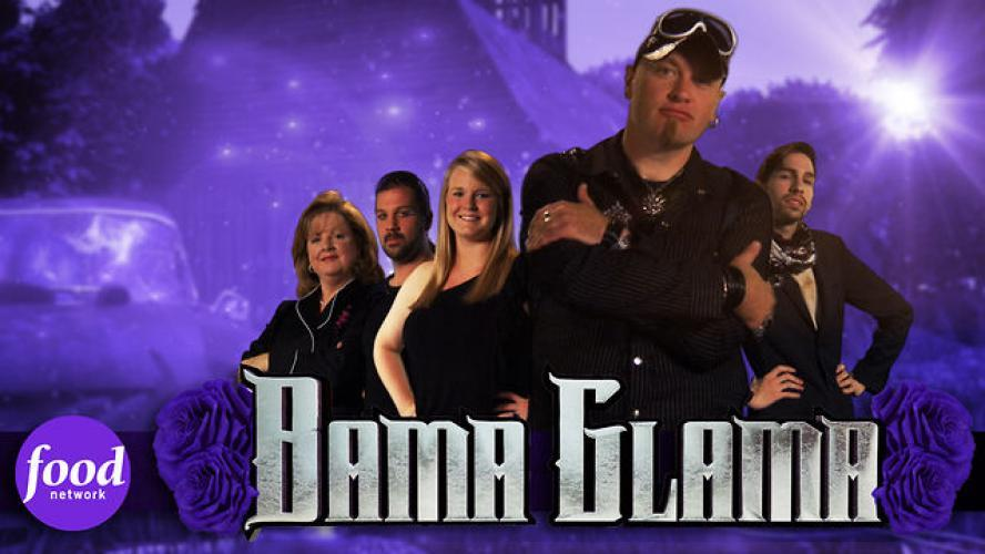 Bama Glama next episode air date poster