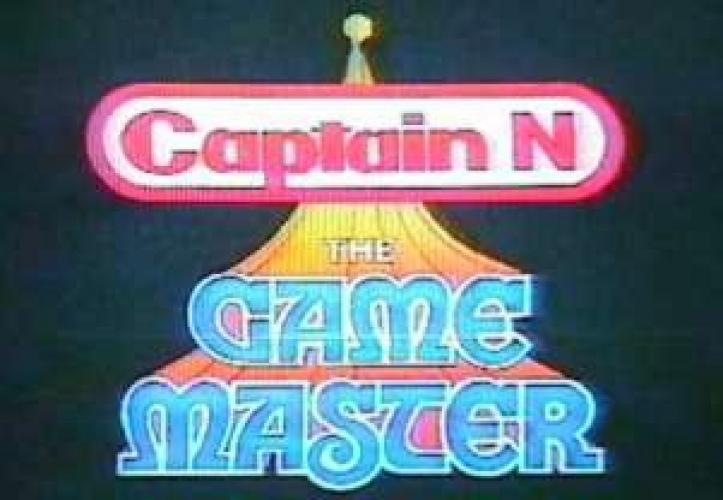 Captain N: The Game Master next episode air date poster