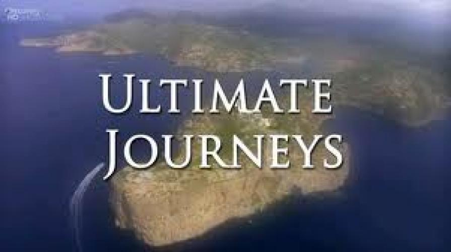 Ultimate Journeys next episode air date poster