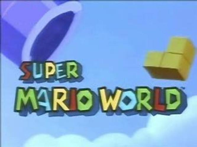 Captain N and the New Super Mario World next episode air date poster
