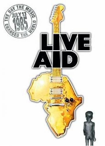 Live Aid next episode air date poster