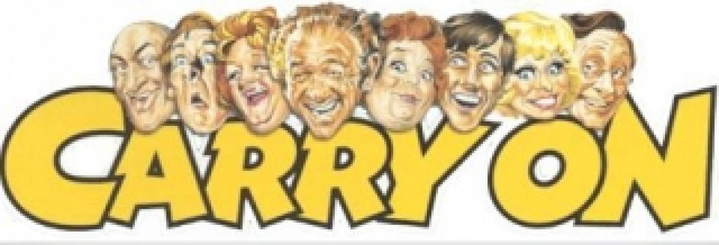 The Greatest Carry on Films next episode air date poster