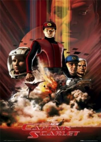 Captain Scarlet next episode air date poster