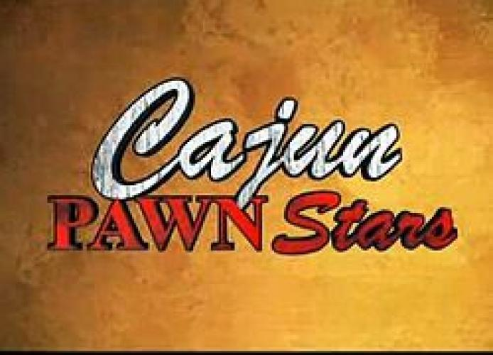 Cajun Pawn Stars next episode air date poster