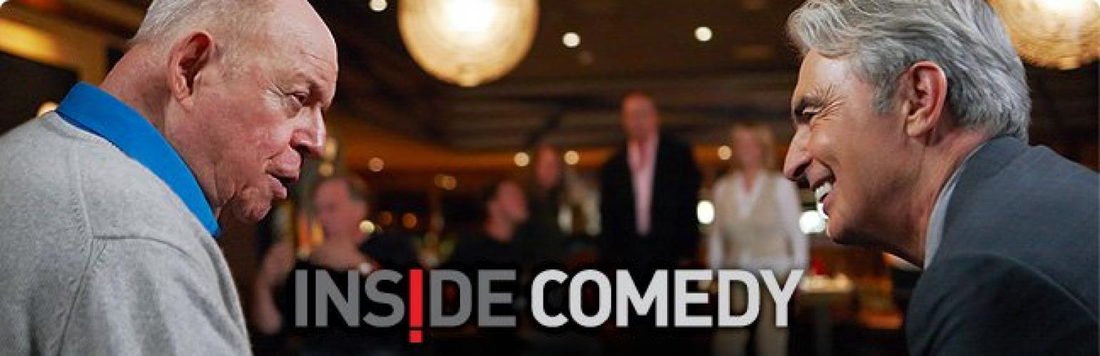 Inside Comedy next episode air date poster