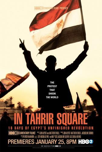 In Tahrir Square: 18 Days of Egypt's Unfinished Revolution next episode air date poster