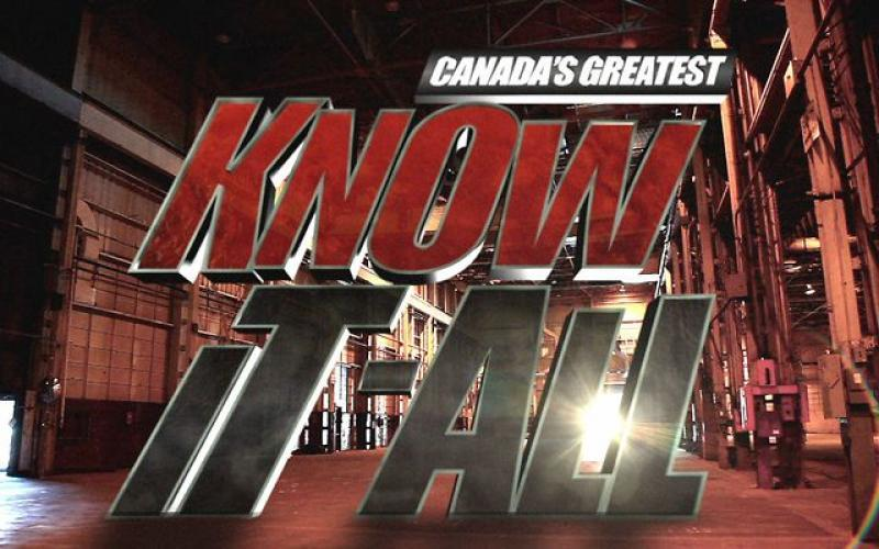Canada's Greatest Know-It-All next episode air date poster
