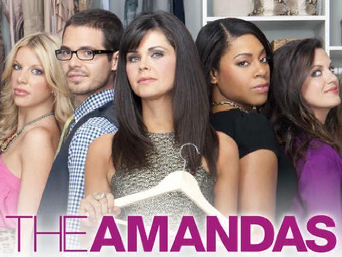 The Amandas next episode air date poster