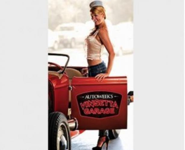 Autoweek's Vinsetta Garage next episode air date poster
