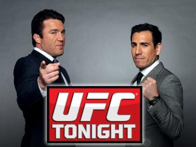 UFC Tonight next episode air date poster