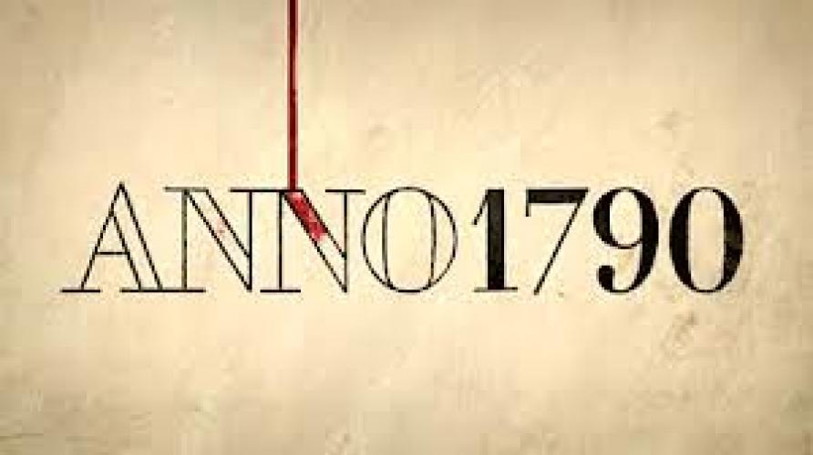 Anno 1790 next episode air date poster