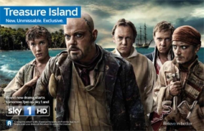 Treasure Island next episode air date poster