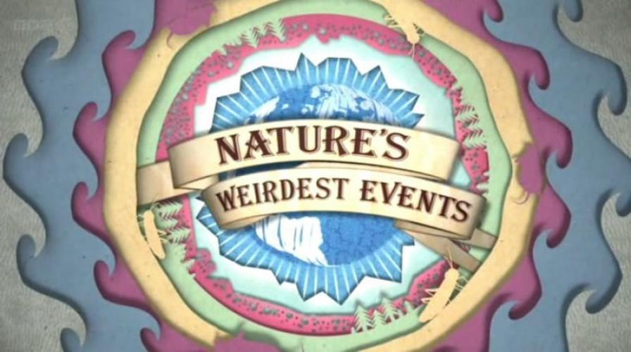 Nature's Weirdest Events next episode air date poster