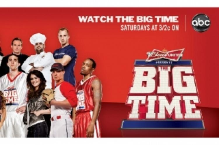 The Big Time next episode air date poster