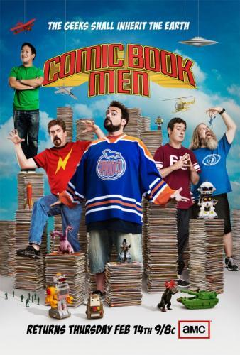 Comic Book Men next episode air date poster