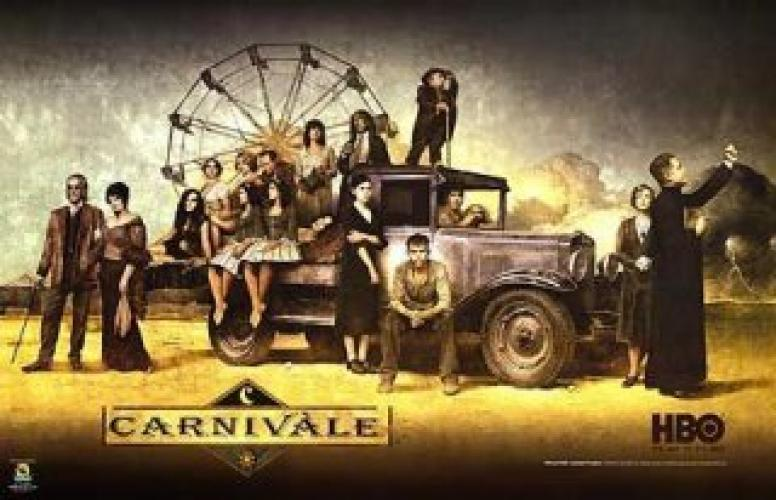 Carnivàle next episode air date poster