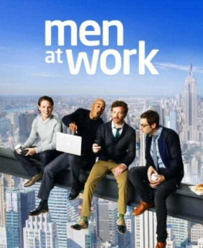 Men at Work next episode air date poster