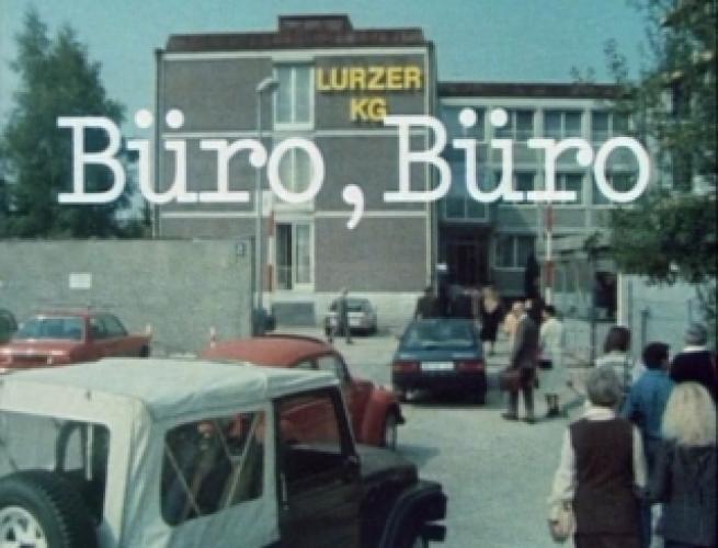 Büro, Büro next episode air date poster