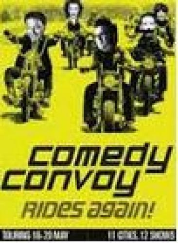 Comedy Convoy next episode air date poster