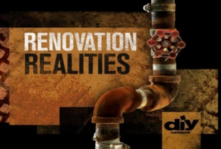 Renovation Realities next episode air date poster