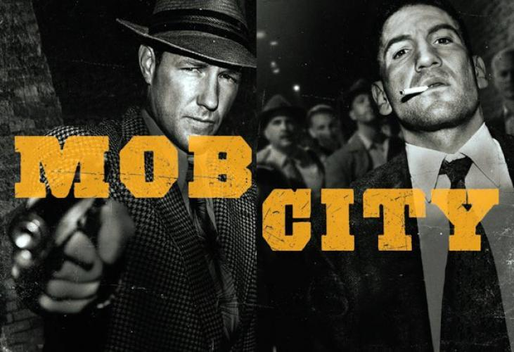 Mob City next episode air date poster