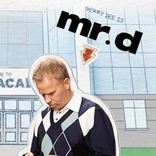 Mr. D next episode air date poster