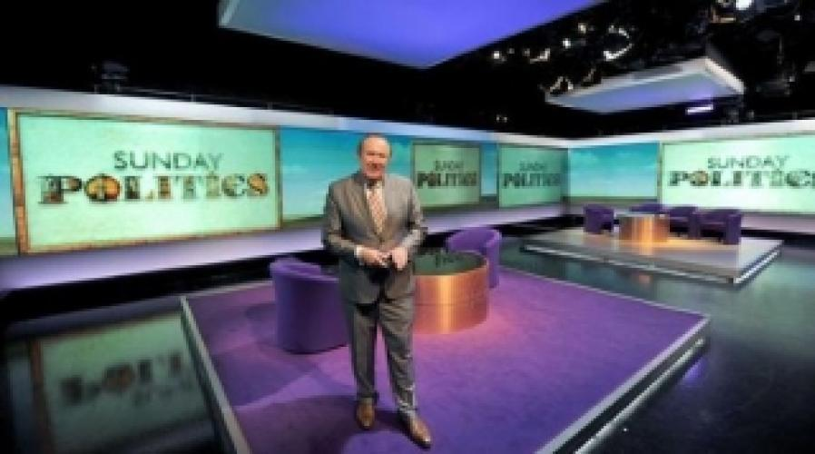 Sunday Politics next episode air date poster