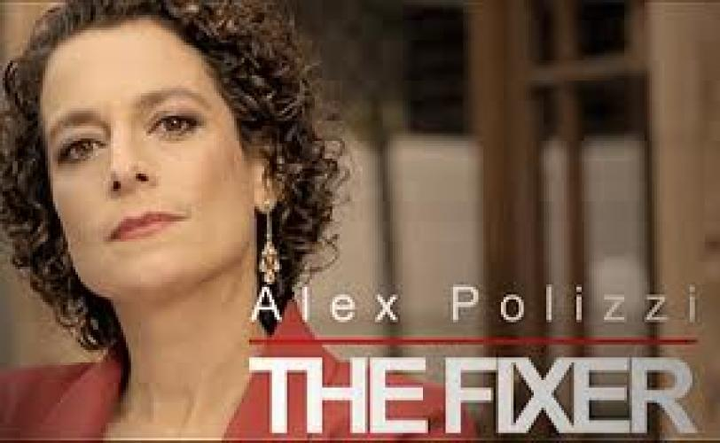 Alex Polizzi - The Fixer next episode air date poster