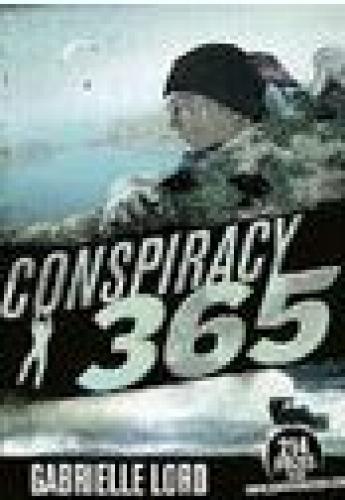 Conspiracy 365 next episode air date poster